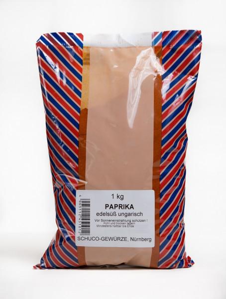 Paprika ungarisch edelsüß in 1 kg